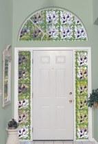 arched windows fanlights decorative window film blog