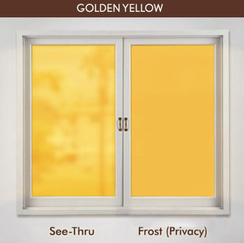 Decorating with color just got easier decorative window film blog each deco tint color is available in a privacy and see thru version see thru colors also soften the view through the glass sciox Choice Image