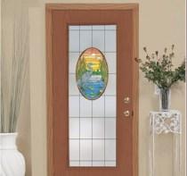 Lost Lake Door Panel - Privacy Version