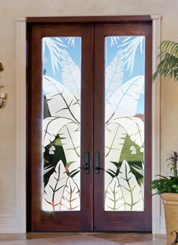 Tropical Door and Window Film